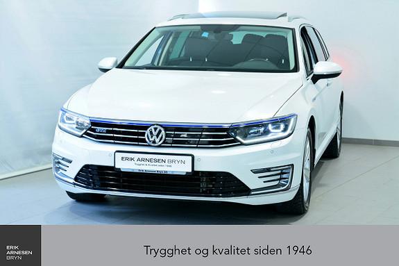 Volkswagen Passat GTE PLUG-IN HYBRID *KAMPANJE*  2017, 33600 km, kr 289900,-