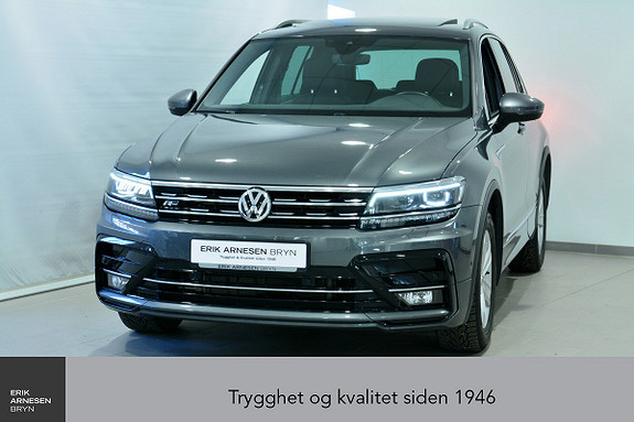Volkswagen Tiguan 1,4 TSI 150hk 4M DSG Highline *KAMPANJE*  2018, 31800 km, kr 444900,-