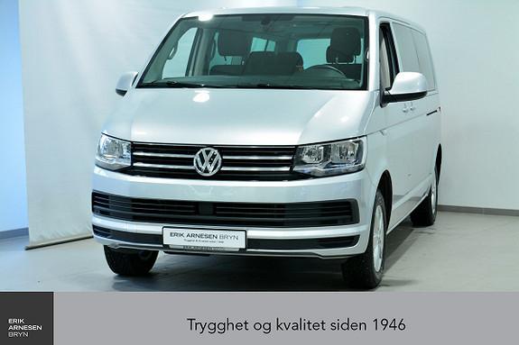 Volkswagen Caravelle 2,0 TDI 102hk Comfortline L *KAMPANJE*  2018, 38030 km, kr 509900,-