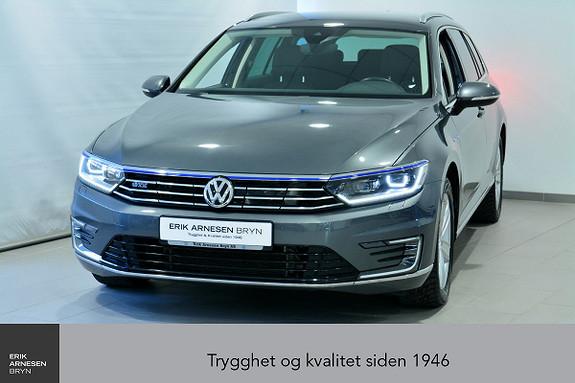 Volkswagen Passat GTE PLUG-IN HYBRID *KAMPANJE*  2017, 27200 km, kr 289900,-
