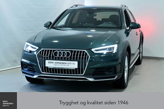 Audi A4 allroad 2.0 TDI 190hk quattro aut *KAMPANJE*  2017, 60200 km, kr 429900,-