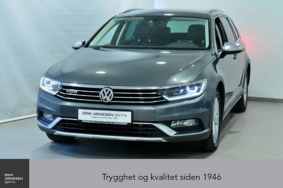 Volkswagen Passat Alltrack 2,0 TSI 220hk DSG 4MOTION *KAMPANJE*  2017, 83845 km, kr 389900,-