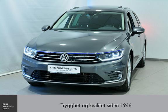 Volkswagen Passat GTE PLUG-IN HYBRID *KAMPANJE*  2017, 51200 km, kr 299900,-