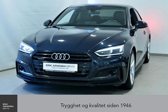 Audi A5 Coupé Sport 2,0 TFSI 252hk quattro S tronic *KAMPANJE*  2017, 45272 km, kr 529900,-