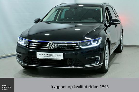 Volkswagen Passat GTE PLUG-IN HYBRID *KAMPANJE*  2018, 52000 km, kr 299900,-