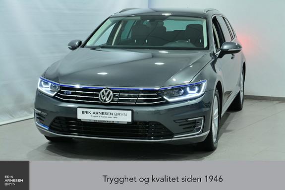 Volkswagen Passat GTE PLUG-IN HYBRID *KAMPANJE*  2017, 48150 km, kr 279900,-
