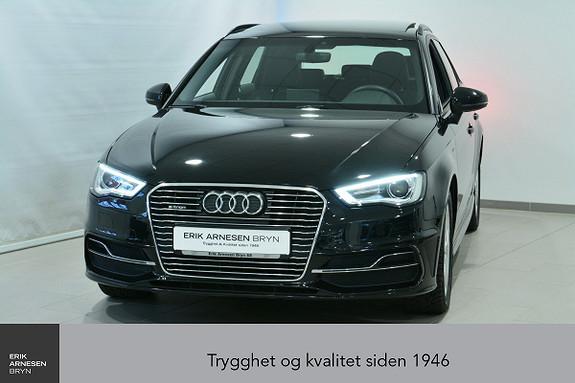 Audi A3 E-TRON PLUG-IN HYBRID *KAMPANJE*  2016, 27200 km, kr 234900,-
