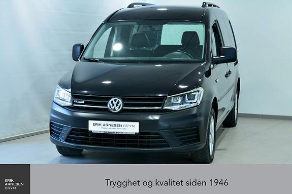 Volkswagen Caddy Maxi 2,0 TDI 150hk 4Motion DSG *KAMPANJE*  2017, 80573 km, kr 234900,-