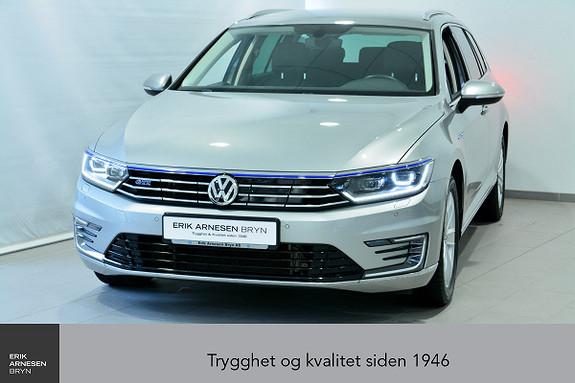 Volkswagen Passat GTE PLUG-IN HYBRID *KAMPANJE*  2017, 35800 km, kr 279900,-