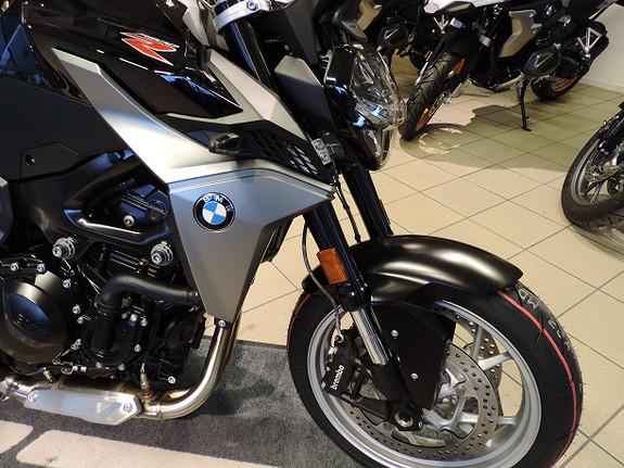 Bilbilde: BMW F900R