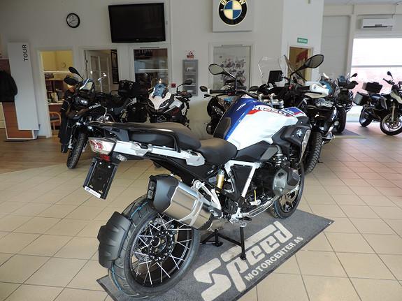 Bilbilde: BMW R1250GS HP Utstyr