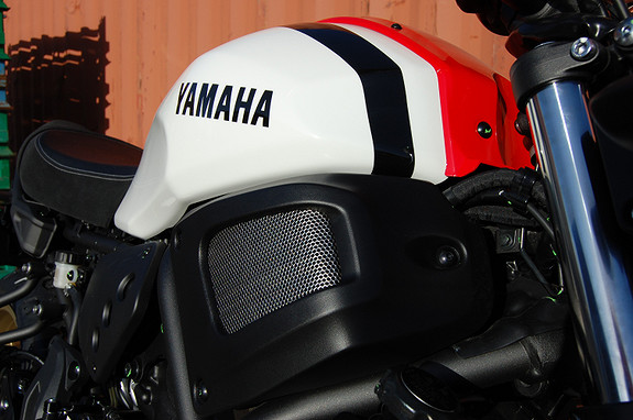 Bilbilde: Yamaha XSR700