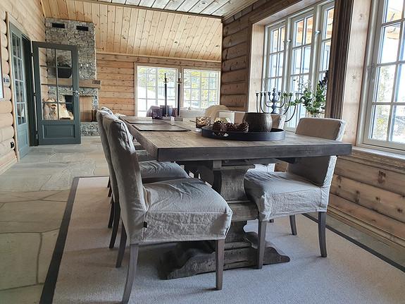 Prosjektert BUEN Kløvfjell m/underetg inkl garasje.Gausta-tomt 37 i H25 PANORA Trykk på link 360 og la deg inspirer