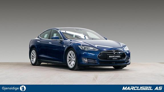 """Tesla Model S 90D/HIFI/SKINN/AP1/19""""&19""""/GRATIS LADING  2015, 62000 km, kr 449999,-"""
