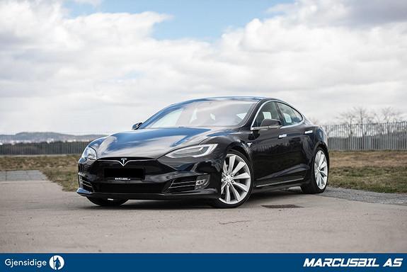 Tesla Model S 100D FSD/PANO/LUFT/HIFI/VINTER/HEPA  2017, 61500 km, kr 599999,-