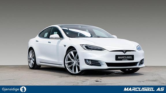 Tesla Model S 90D AP2/VINTER/PANO/SKINN/FSD/GRATIS LADING  2017, 88100 km, kr 519999,-