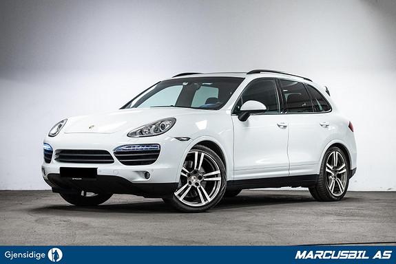 Porsche Cayenne 18 VEIS, GARANTI, PASM, NORSK, H.FESTE, CHRONO, DAB  2013, 103000 km, kr 499000,-