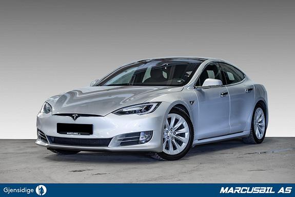 Tesla Model S 75D AP/LUFT/SOLTAK/  2017, 32050 km, kr 489999,-