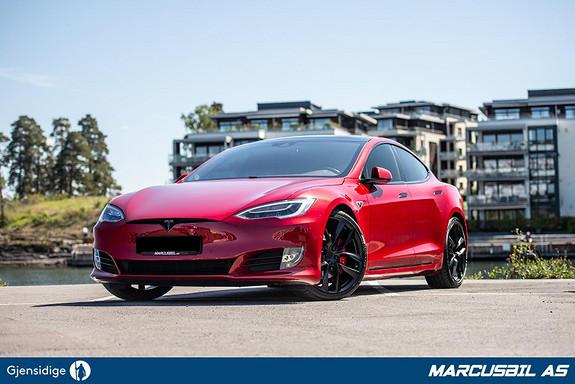 Tesla Model S P90DL 7S AP1/LUFT/PANO/HIFI/VINTER/HEPA/UTVIDET GARANTI  2016, 38200 km, kr 659999,-