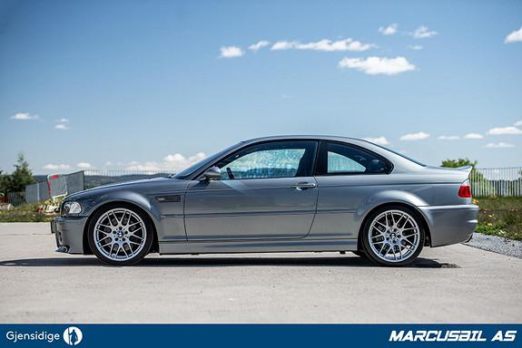 BMW M3 CSL Original , Samlerbil, Super strøken MÅ SEES!  2003, 99667 km, kr 895000,-