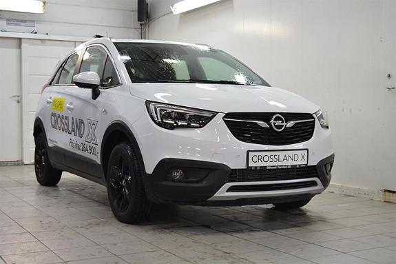 Opel Crossland X 1.2  PREMIUM, kr. 0,- I FORSKUDDSLEIE, LAV MND. PRIS  2019, 1500 km