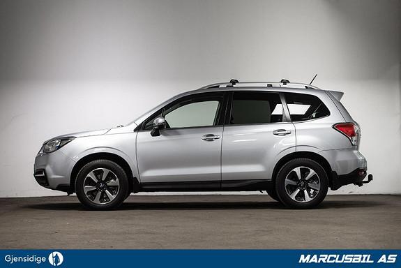 Subaru Forester 1 eier, Ny i Norge, Som ny, Meget godt utstyrt 147HK Diese  2017, 15574 km, kr 349000,-
