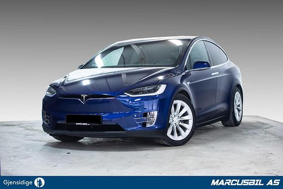 Tesla Model X 90D 6S AP2/HIFI/VINTER/HEPA/H.FESTE/GRATIS LADING  2016, 75500 km, kr 579999,-