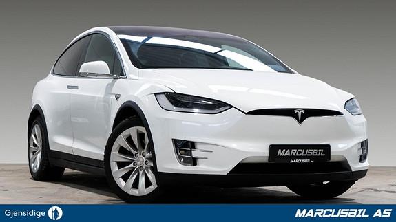Tesla Model X 100D/HIFI/VINTER/KROK/CARBON/AP2.5  2018, 61500 km, kr 739999,-