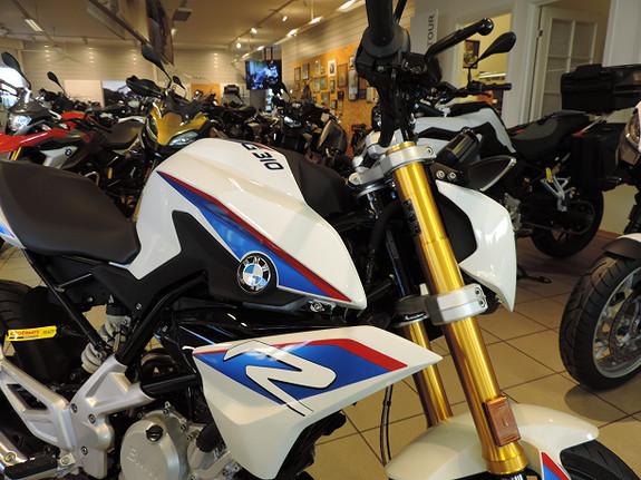 Bilbilde: BMW G310R  A2