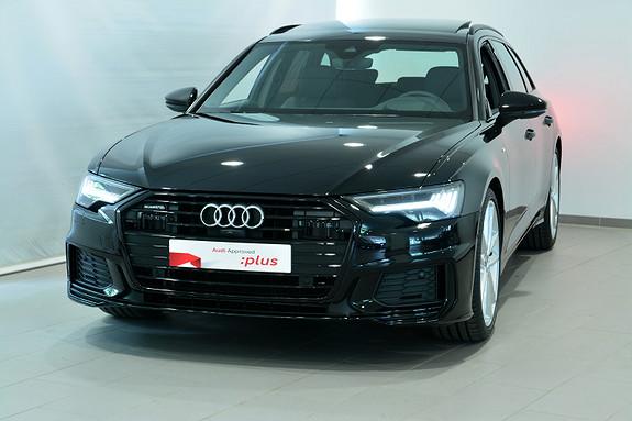 Audi A6 40 TDI Q/S 204HK SPORT AVANT  2019, 1500 km, kr 869000,-