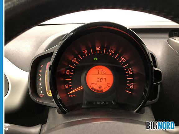 Bilbilde: Peugeot 108