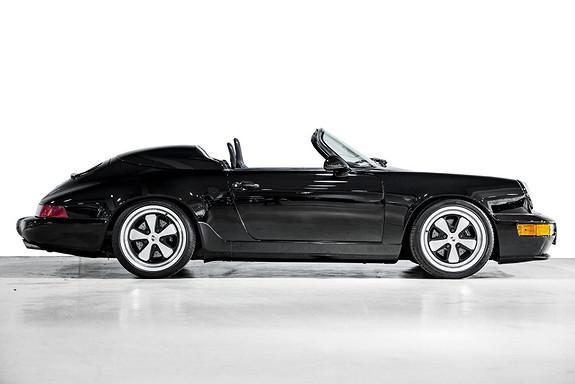 Porsche 911 964 Org. Speedster UNIK SAMLERBIL! Collectors  1994, 40054 km, kr 1849000,-