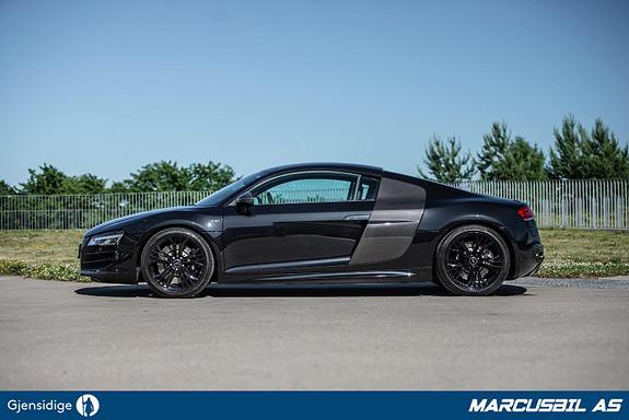 Audi R8 V10 550HK, Akrapovic ,Carbon, LOADED, MÅ SEES!  2012, 40617 km, kr 1099000,-