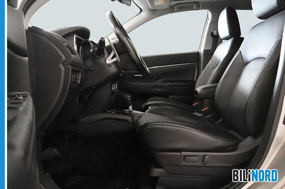 Bilbilde: Mitsubishi ASX