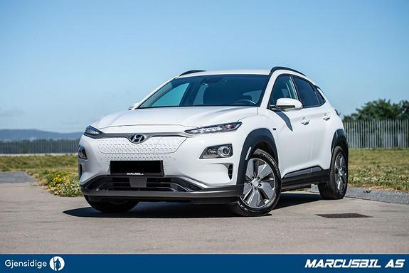 Hyundai Kona Teknikk ACC/SKINN/HUD/HIFI/  2018, 44000 km, kr 349999,-