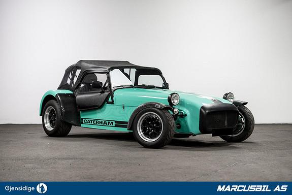 Lotus Seven Superlight R SV fabrikksbil ikke replica!  2001, 51829 km, kr 349000,-