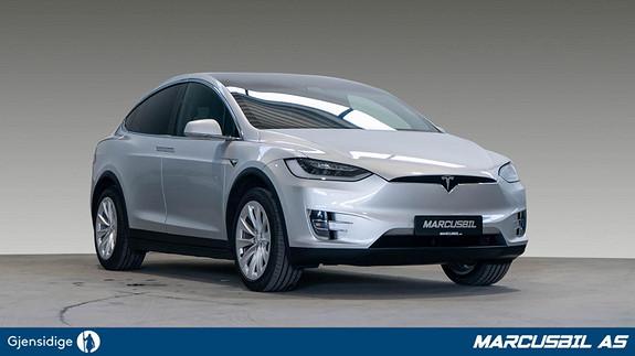 Tesla Model X 100D/5S/AP2.5/SKINN/H.FESTE/NY SERVICE  2017, 65000 km, kr 659999,-