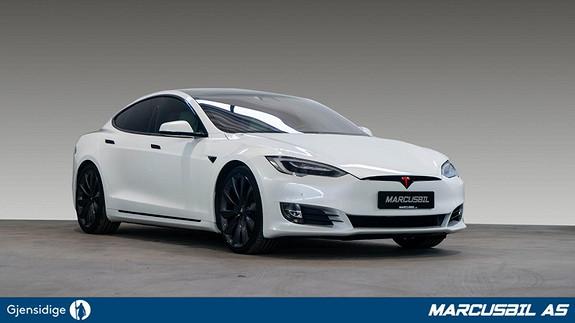 "Tesla Model S 75D/7S/VINTER/HIFI/FSD/21""&21""  2017, 62000 km, kr 569999,-"