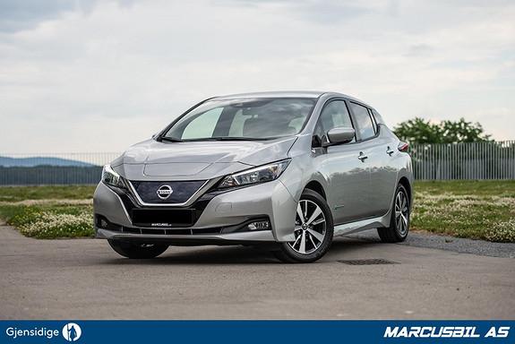Nissan Leaf 40 kWt Acenta  2019, 5500 km, kr 219999,-