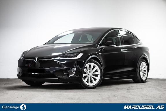 Tesla Model X 100D 7S FSD/HIFI/VINTER/NETFLIX/H.FESTE  2018, 26550 km, kr 779999,-