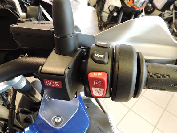 Bilbilde: BMW R1250GSA  HP Utstyr