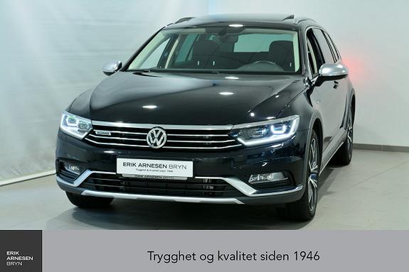 Volkswagen Passat Alltrack 2,0 TDI 190hk 4MOTION DSG  2017, 35400 km, kr 409900,-