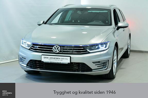 Volkswagen Passat GTE PLUG-IN HYBRID Active info, Webasto, + + +  2017, 65800 km, kr 279900,-