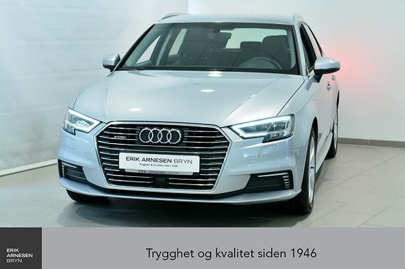 Audi A3 E-TRON PLUG-IN HYBRID  2017, 31700 km, kr 234900,-