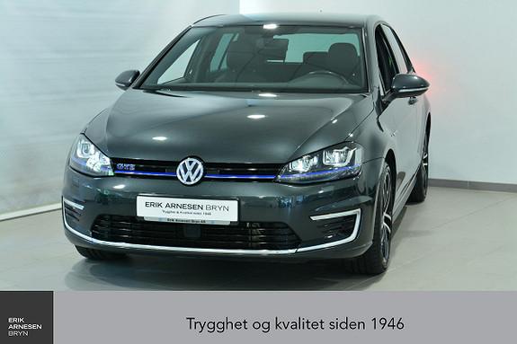 Volkswagen Golf GTE PLUG-IN HYBRID  2017, 32900 km, kr 254900,-