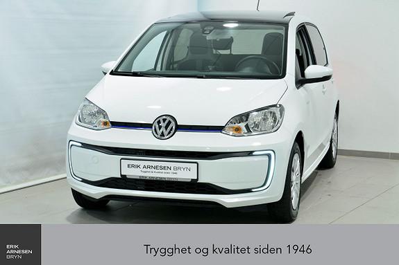 Volkswagen UP! e-up! 82Hk  2019, 50100 km, kr 139900,-