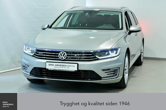 Volkswagen Passat GTE PLUG-IN HYBRID  2017, 48400 km, kr 274900,-