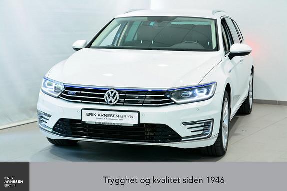 Volkswagen Passat GTE PLUG-IN HYBRID  2017, 41800 km, kr 269900,-