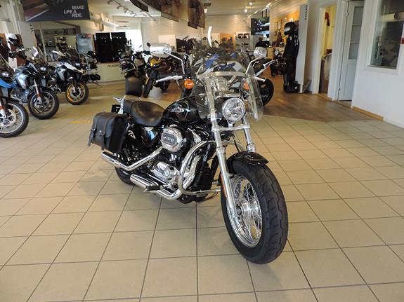 Bilbilde: Harley-Davidson XL 1200 Custom