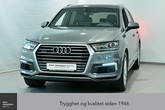 Audi Q7 e-tron 3,0 TDI V6 quattro 5-seter Virtual, hengerfeste  2017, 63100 km, kr 669900,-